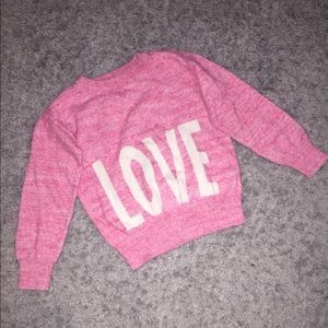 Other - Girls Sweater